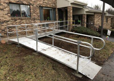 Wheelchair Ramp Installation in Greenwich, CT