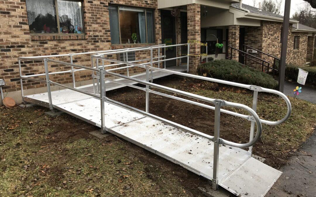 Darien, CT   Wheelchair Ramps & Modular Ramp Systems   Handicap Access Ramps Near Me