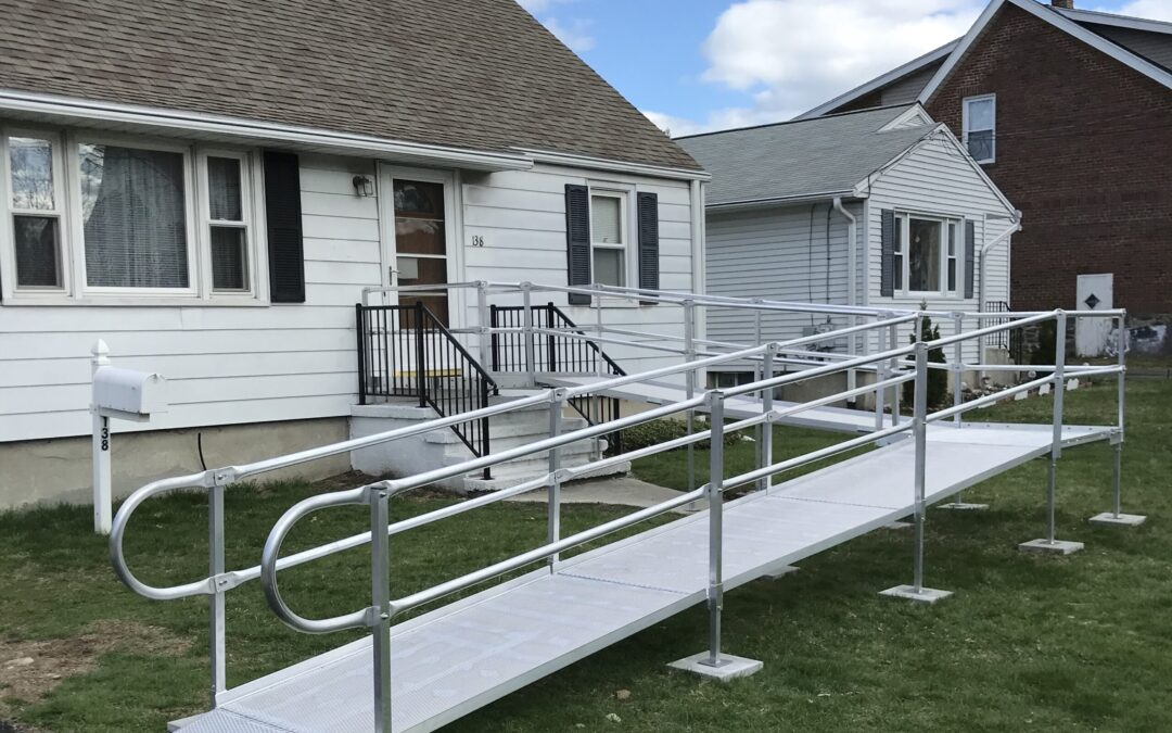 Stamford, CT | Wheelchair Ramps & Modular Ramp Systems | Handicap Accessibility Company Near Me