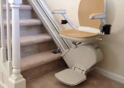 Greenwich, CT Stair Chair Lift Installation