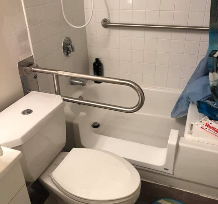 New Haven, CT | Aging in Place Bathroom Design & Remodeling Contractor | Walk-In Shower Installer