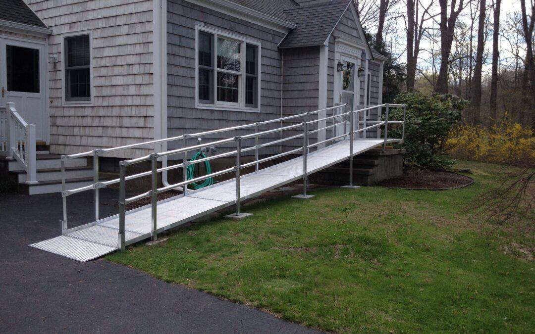 Branford, CT - Wheelchair Ramp Systems