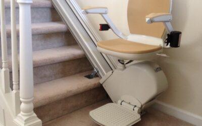 Darien, CT | Stair Chair Lift Systems Install | Outdoor / Indoor Handicap Chair Lift