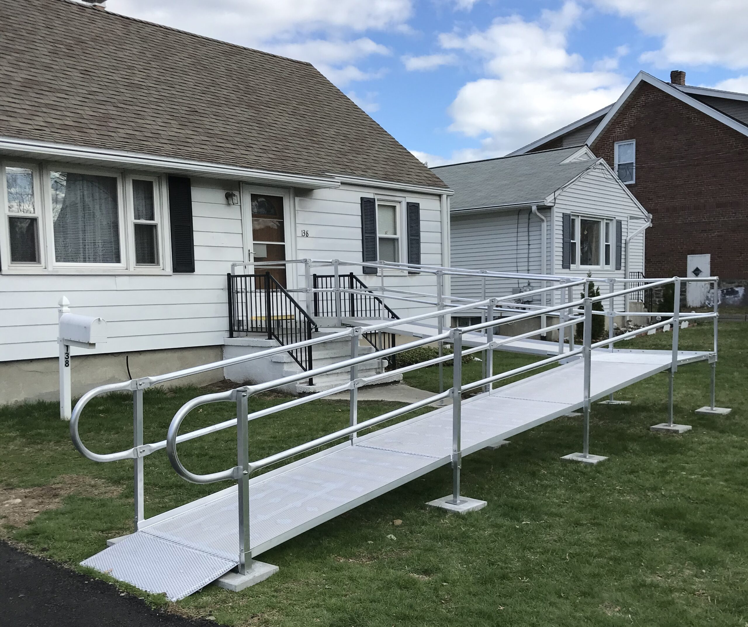 Wheelchair Ramps   Modular Ramp Systems in Connecticut