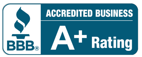 A+ BBB Rating & Accreditation
