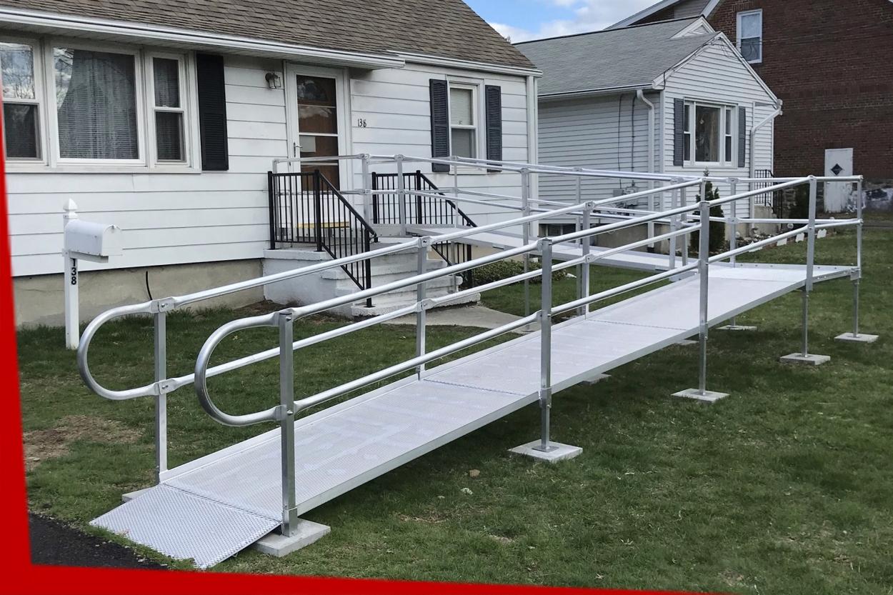 Wheelchair Ramps & Modular Ramp Systems