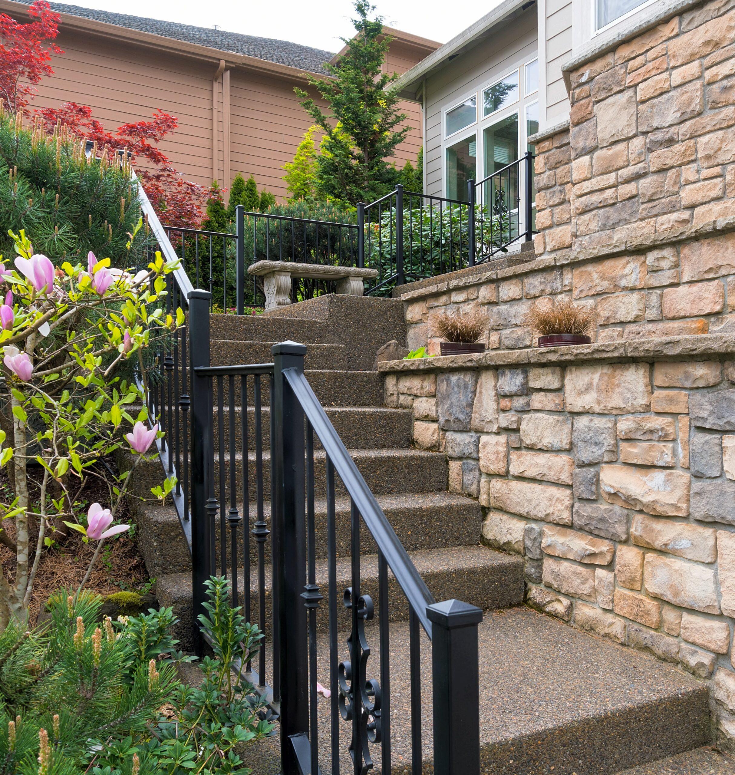 Hand Railings   Stairway Railings   Porch Railings   Outdoor or Indoor Stair Railings