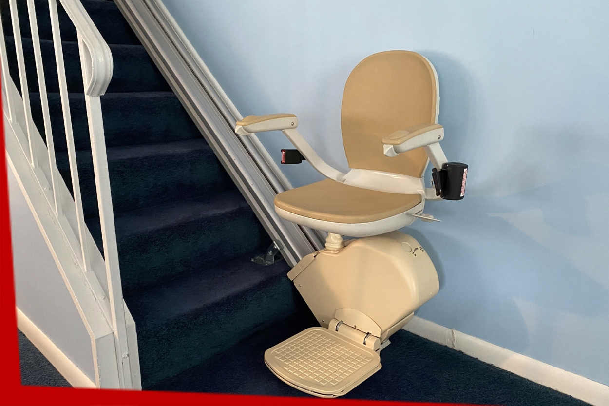 Stair Lift Systems for Residential and Commercial Use