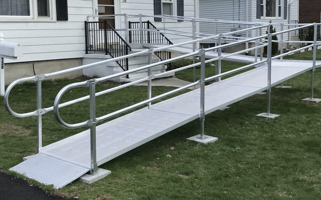 East Haven, CT   Wheelchair Ramps & Modular Ramp Systems   Wheelchair Ramp Installer Near Me
